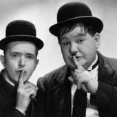 Laurel & Hardy Quiet