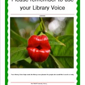Library Voice